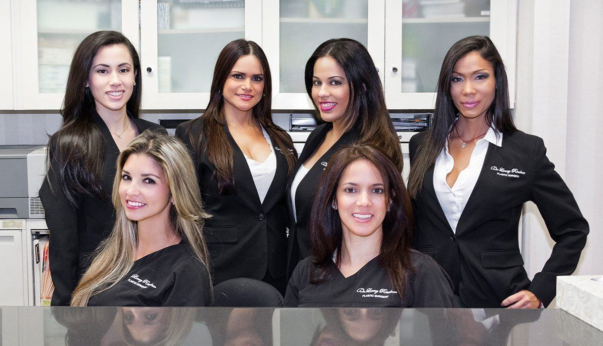 Miami Plastic Surgery Staff Of Dr. Lenny Roudner.