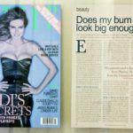 Dr. Lenny Roudner in Tatler Magazine